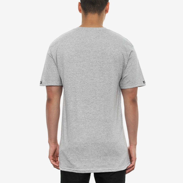 Bandito Shield Tee Grey