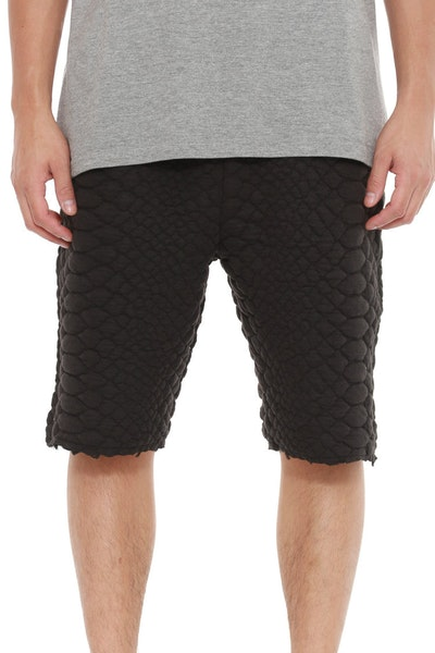 Viper Sweat Short Black