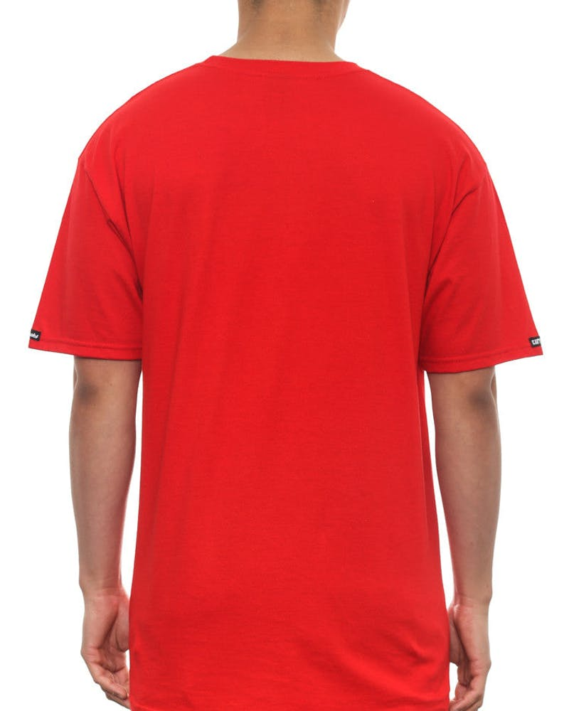 Bandito Shield Tee Red