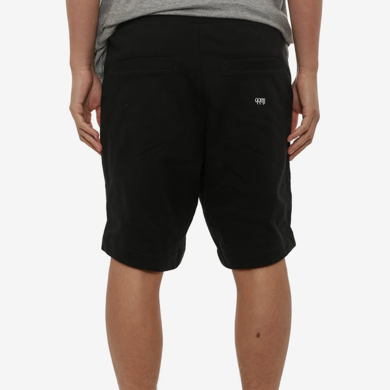 Ali Trackie Shorts Black