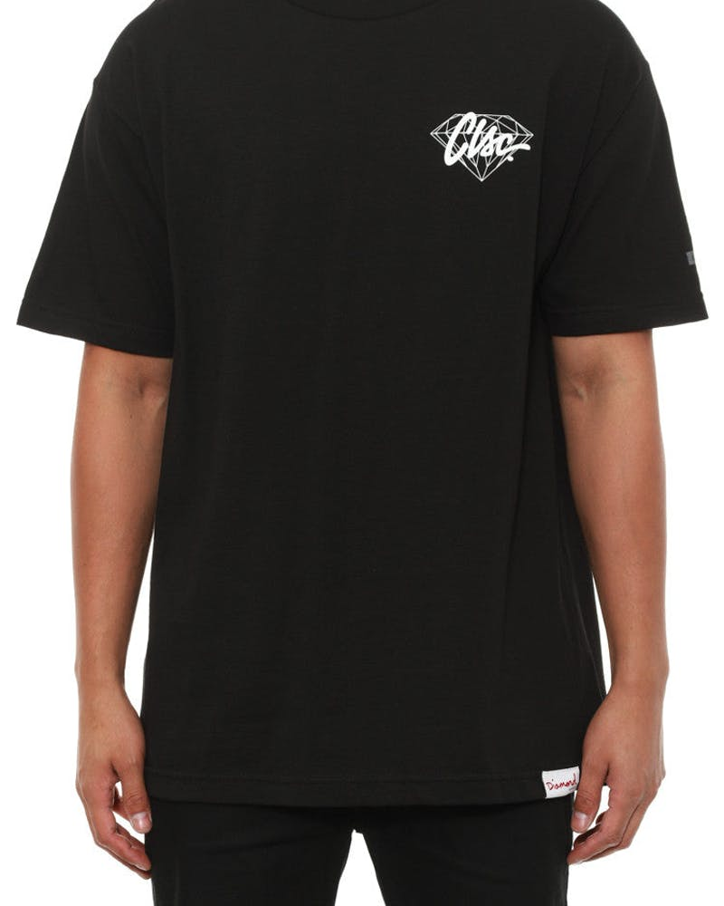 X Clsc Worldwide Tee Black