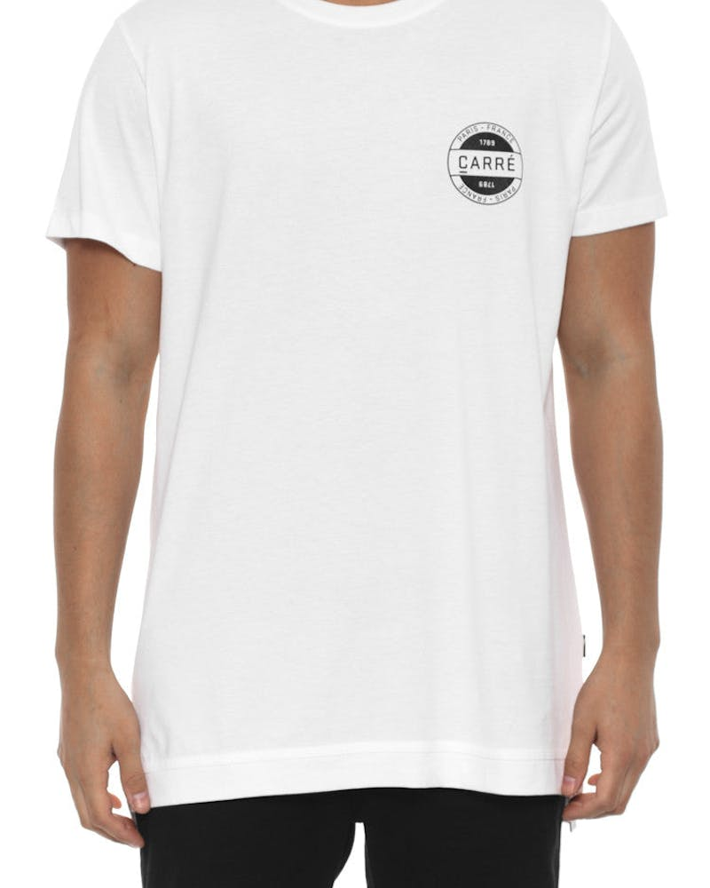 Turn Statique T White/black