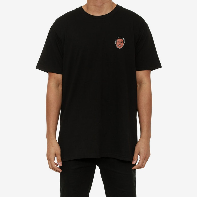 Flacko Mini Head T Black