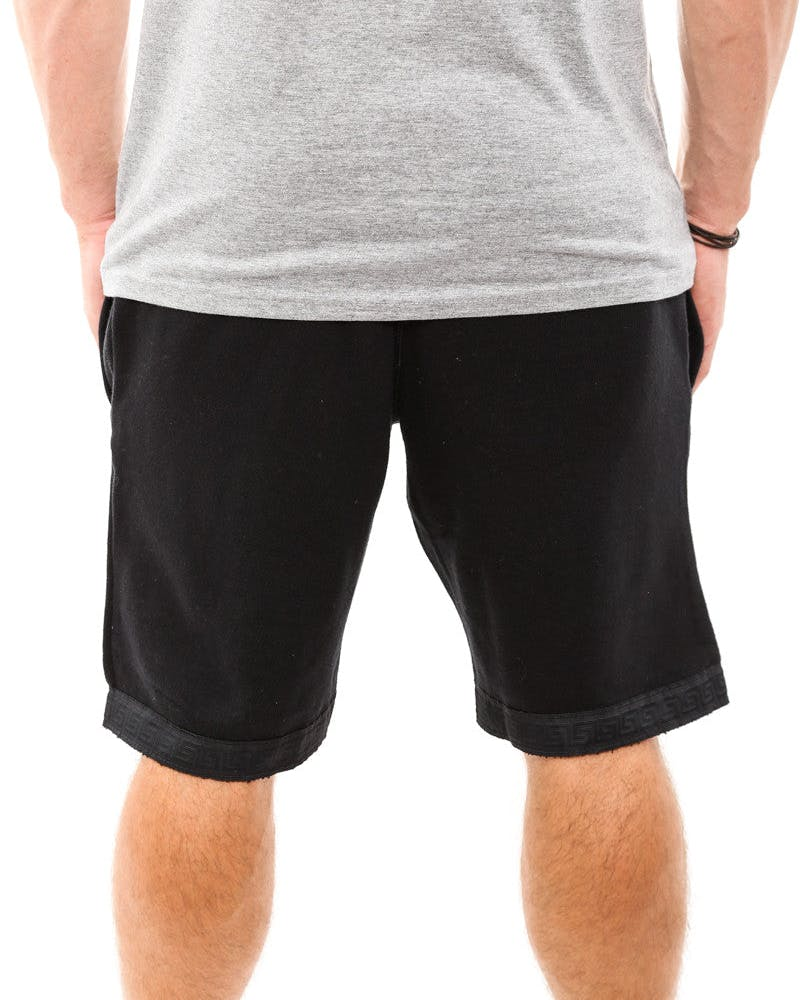 Cheater Sweat Shorts Black