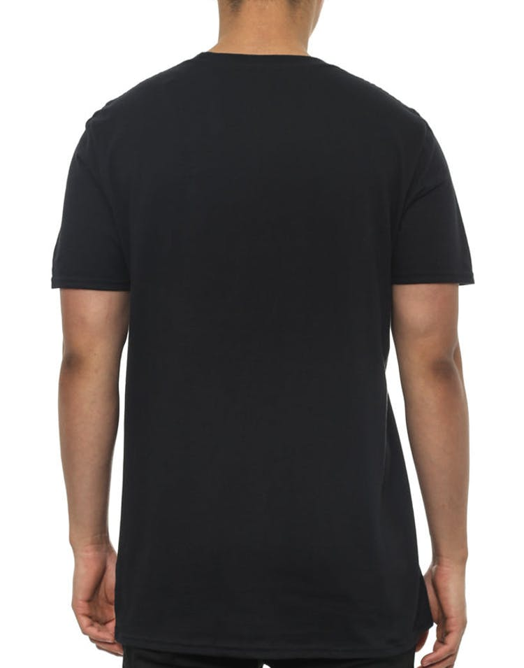 LA Kings Logo Tee Black