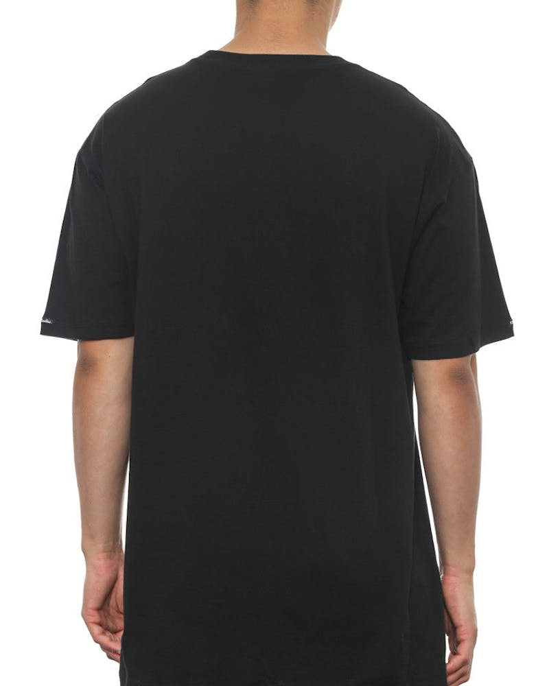 Crooks & Castles Crookset Pocket Tee Black