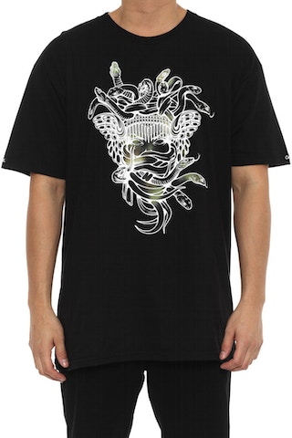 Thermo Medusa Tee Black