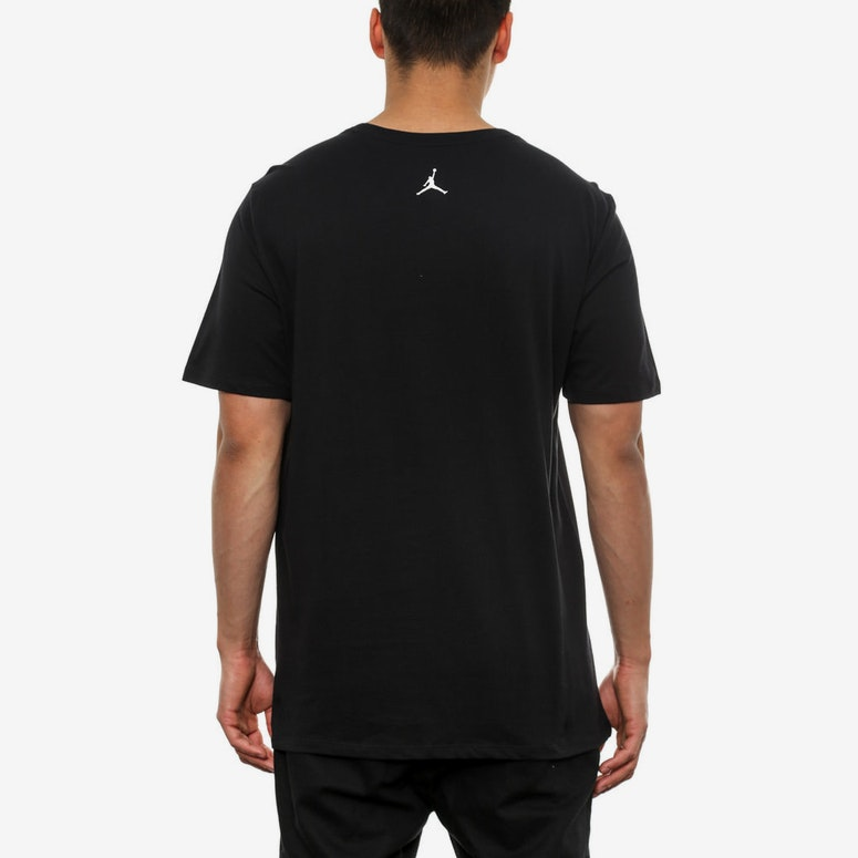 AJ IX West Madison ST Tee Black/white