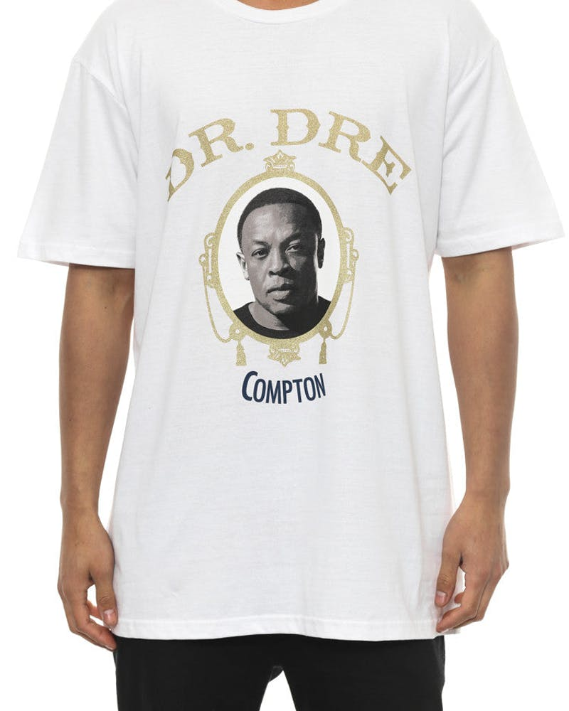 Dr`s Back T Shirt White