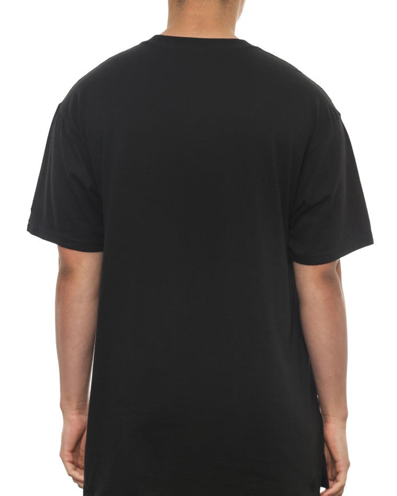 Commando Pocket Tee Black