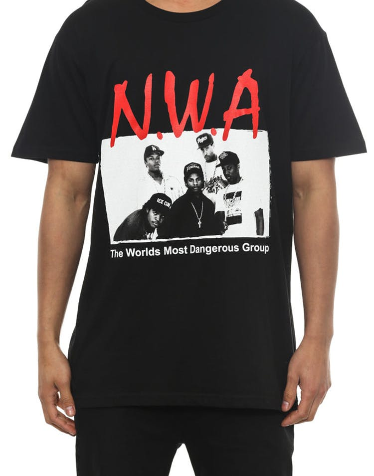 2411b436348b Goat Crew Nwa Concert SS T Black – Culture Kings