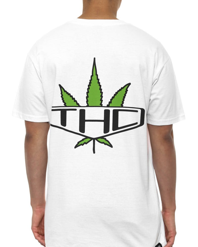 Thc / Smp SS T White