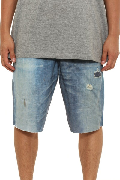 Trife Sweat Short Denim
