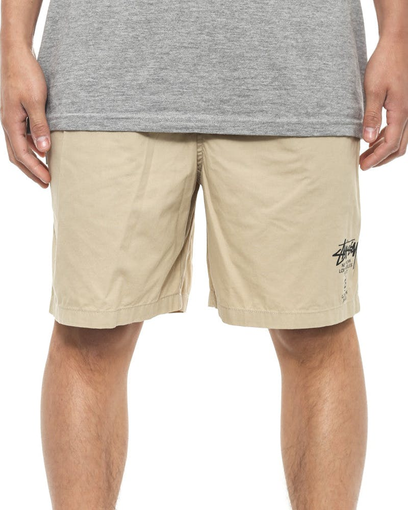 Basic Beachshort Tan