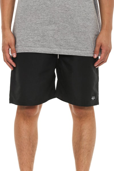 Swim Trunk Black