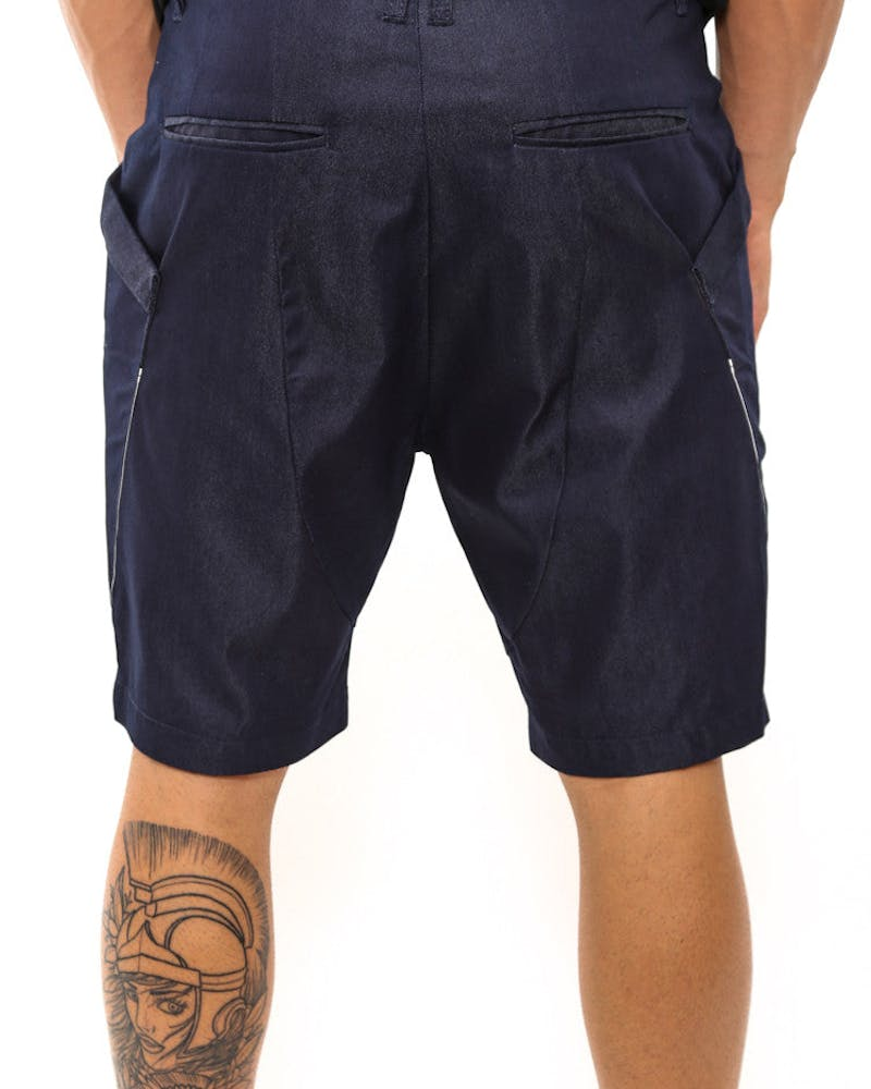 Envelope Short Indigo