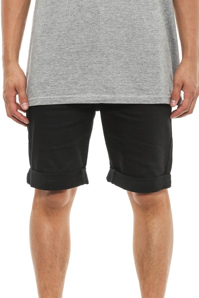 Leaner Shorts Ss15 Black/white