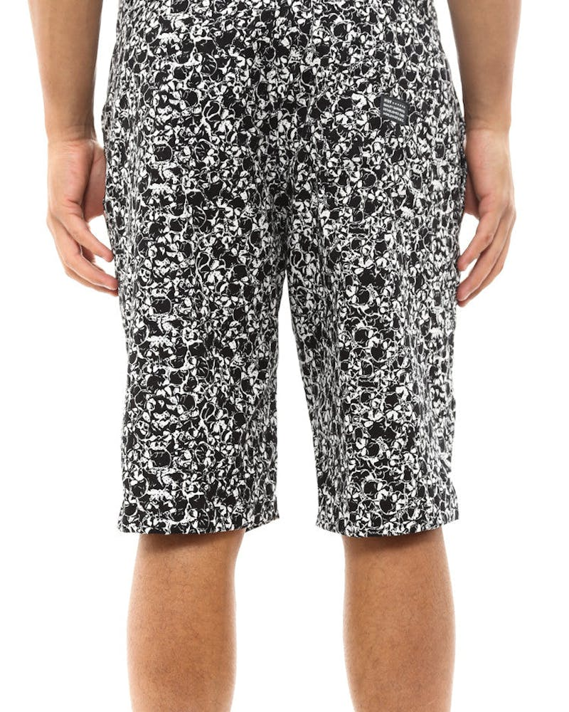 Skulls Easy Short Black/white