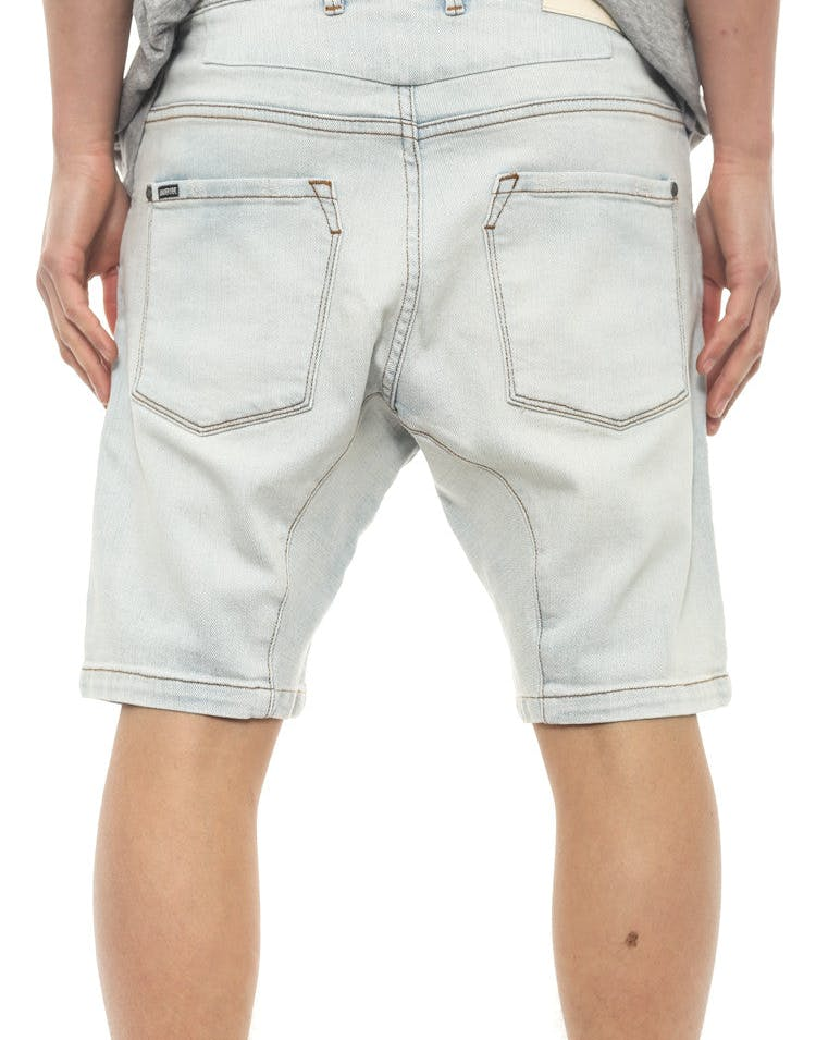 Slingshot Denim Short Light Denim