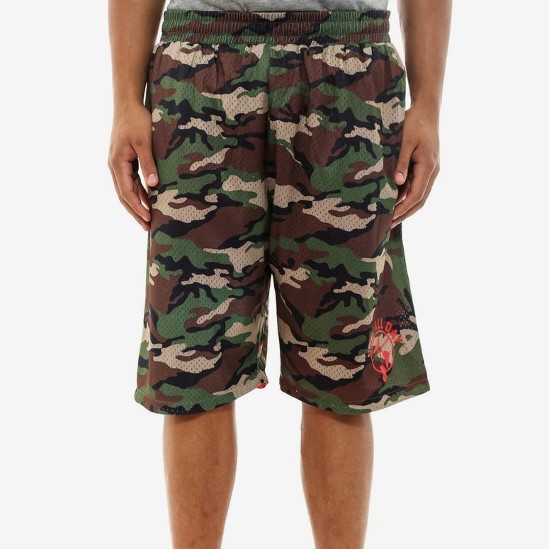 Rucker Park Short Camo