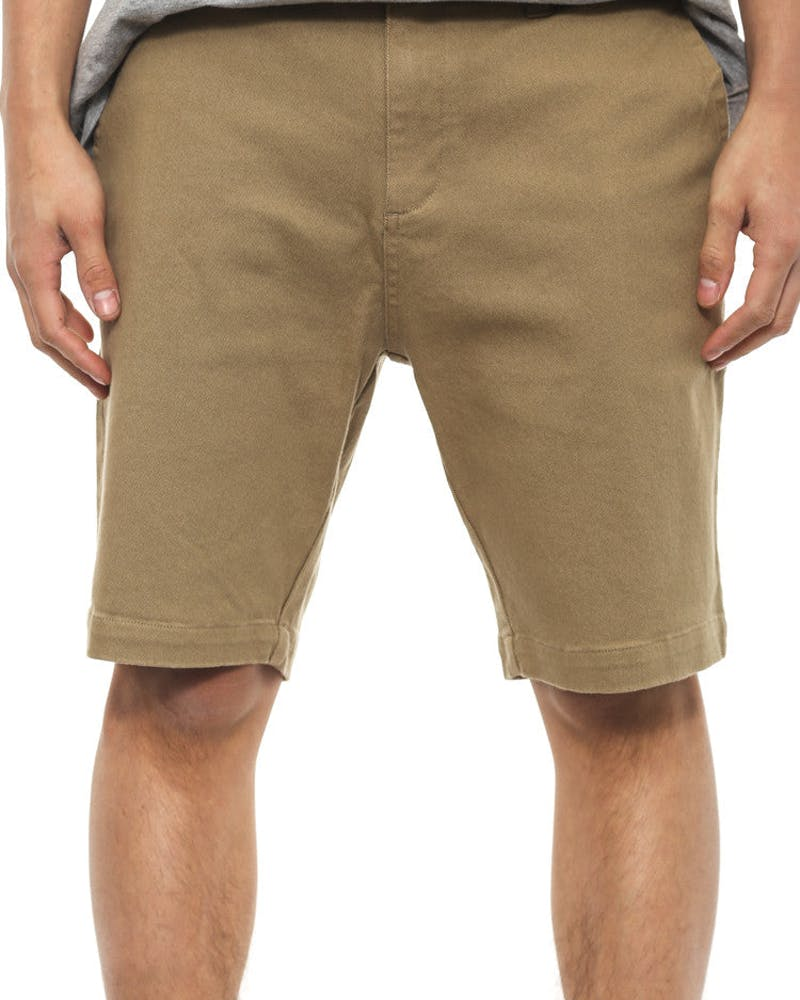 Bailey Short Camel