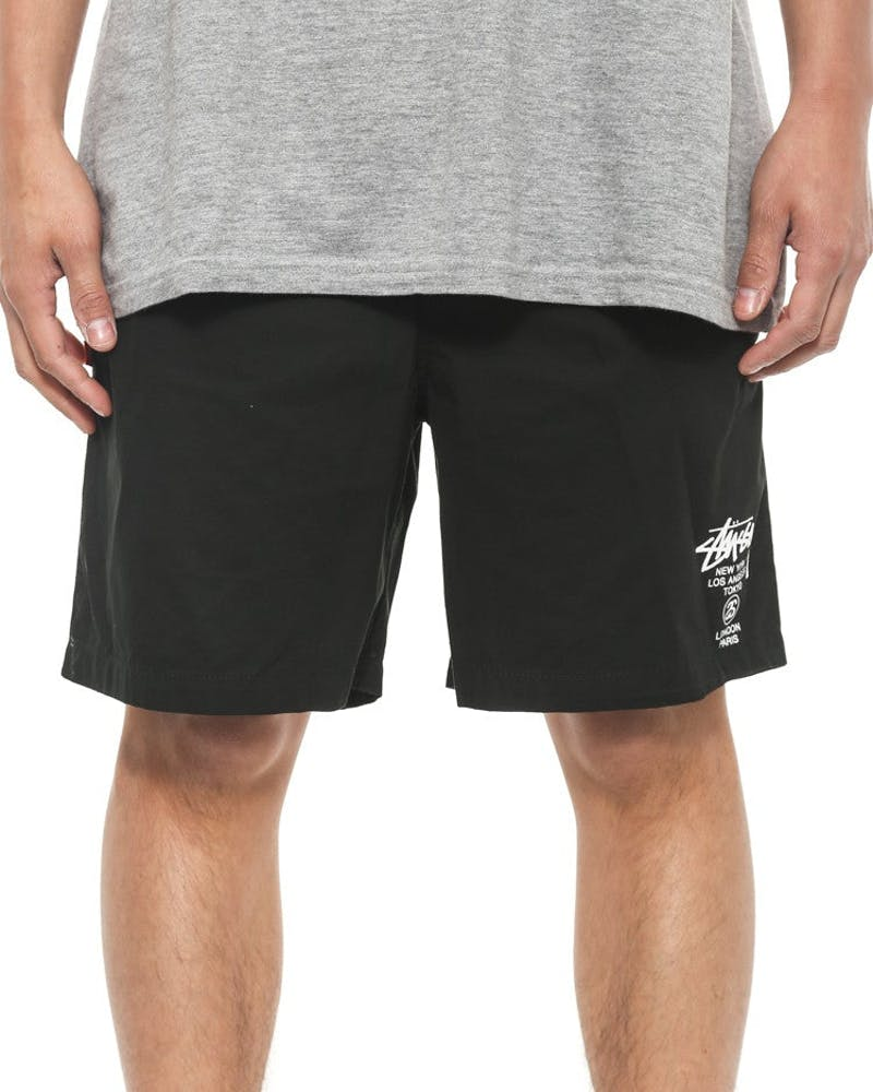 Basic Beachshort Black