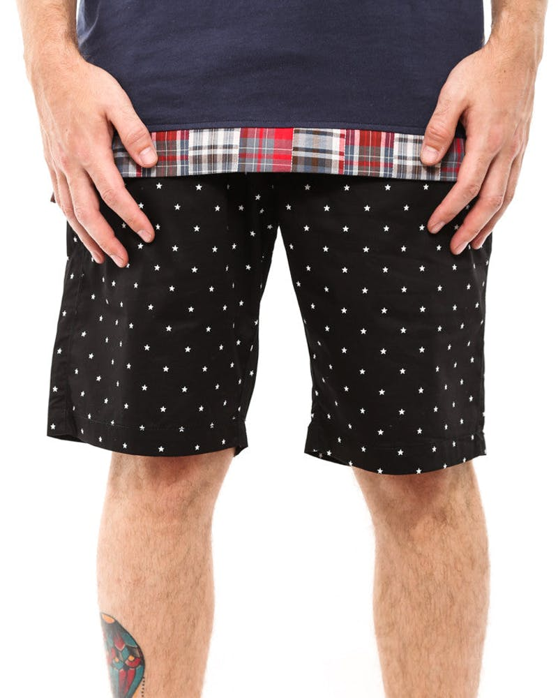 Bentley Polka-stars Short Black
