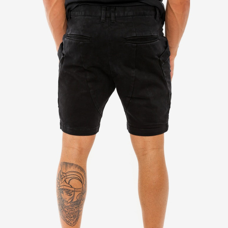 Envelope Short Black