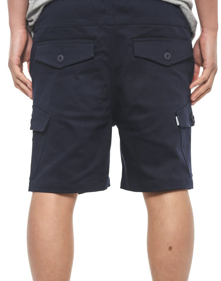 Land Shorts Navy