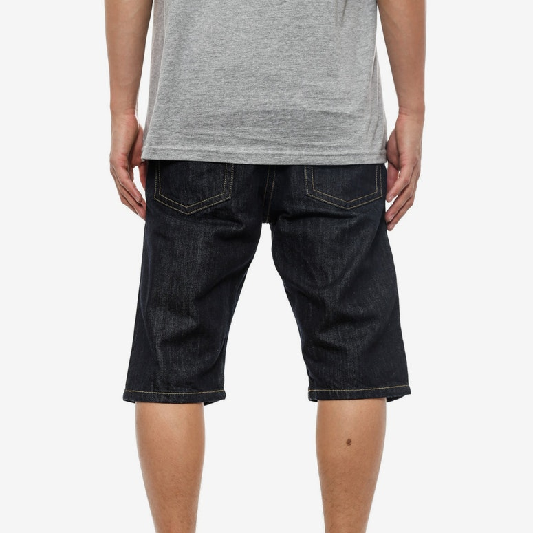 Bermuda Denim Short Blue