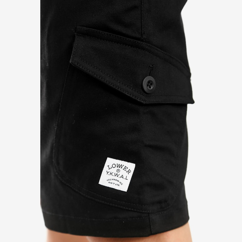 Land Shorts Black