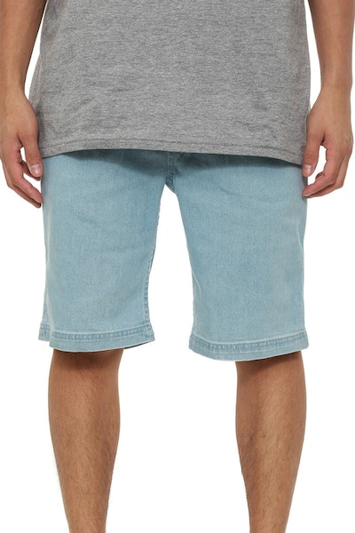Davis Shorts Light Indigo