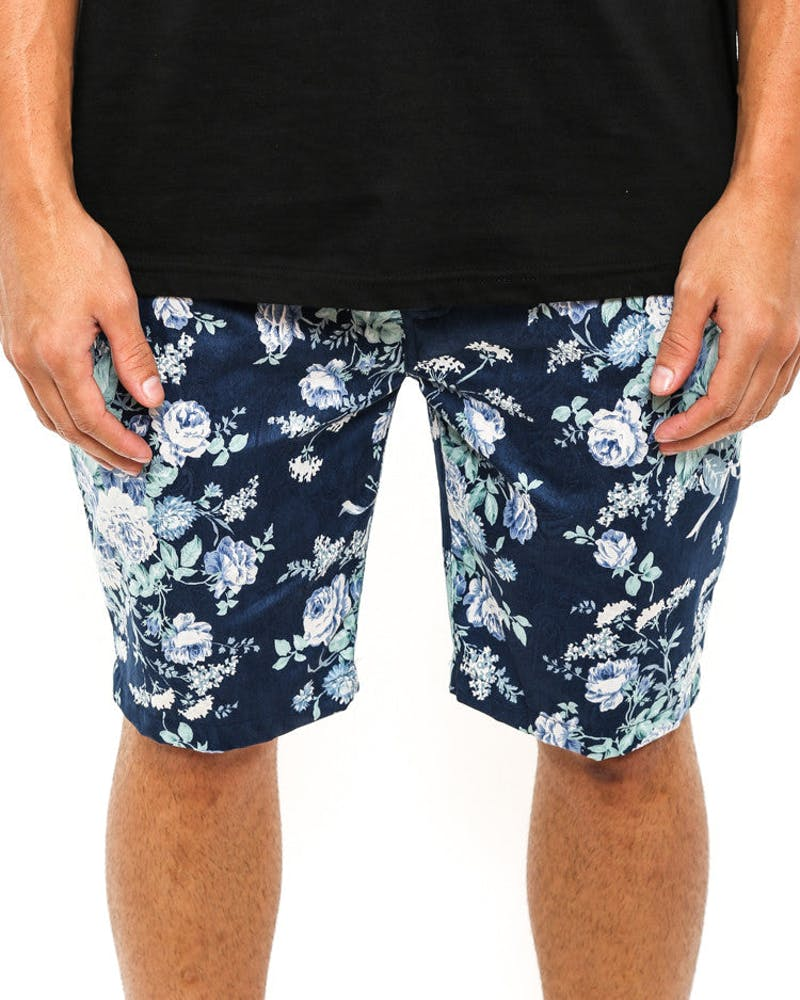 Classic Shorts Floral