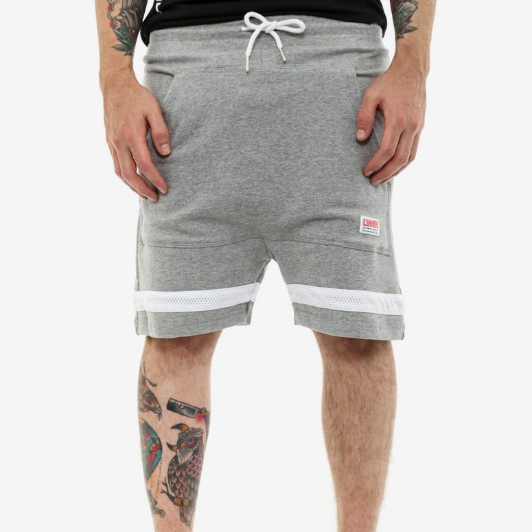 Roo Free Short Grey