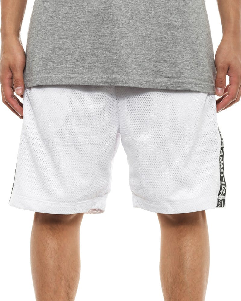Pass Short Tape White