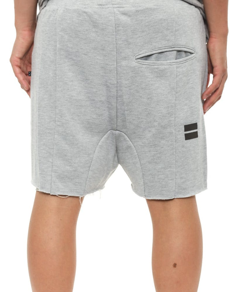 Twin Short Grey