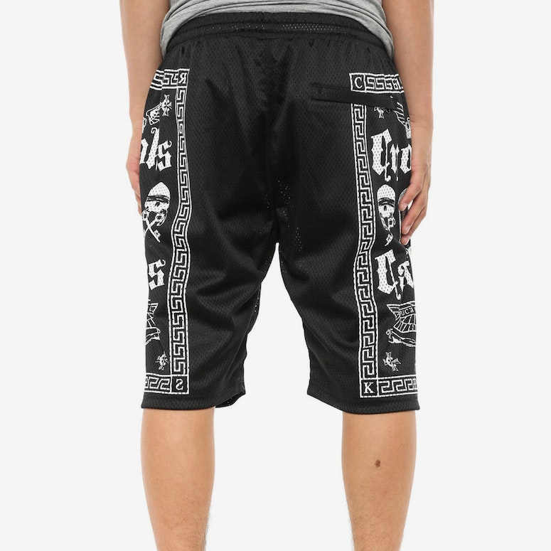 Black Order Bball Short Black
