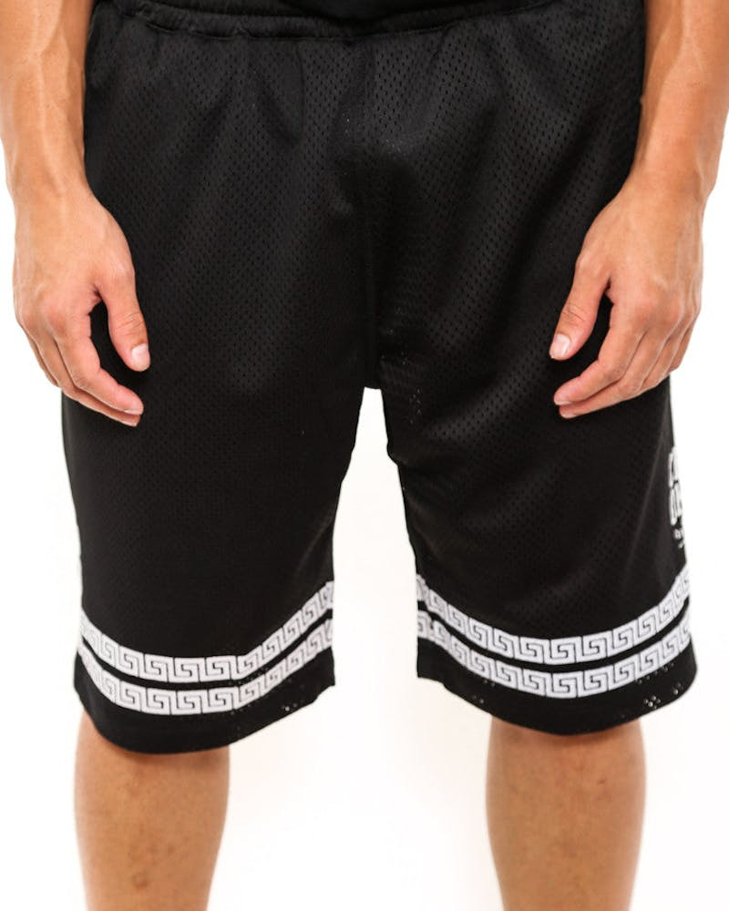 Tanktrece Bball Short Black