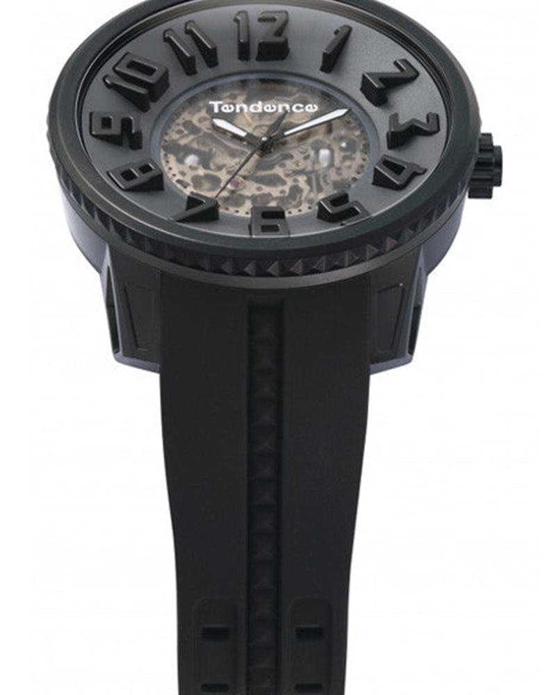 Skeleton 3H Black