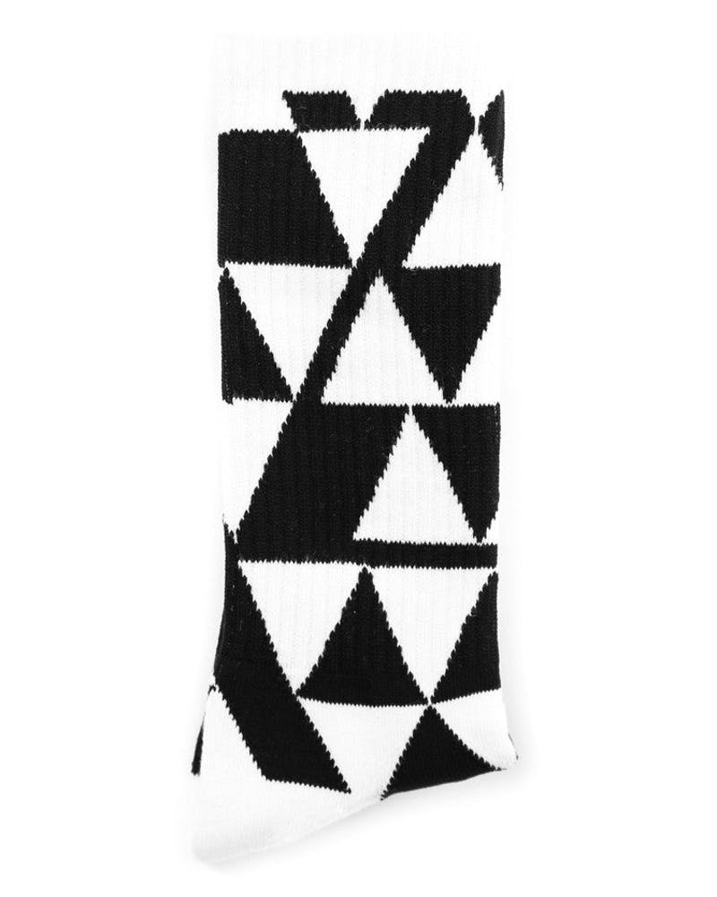 Viviani Socks Black/white