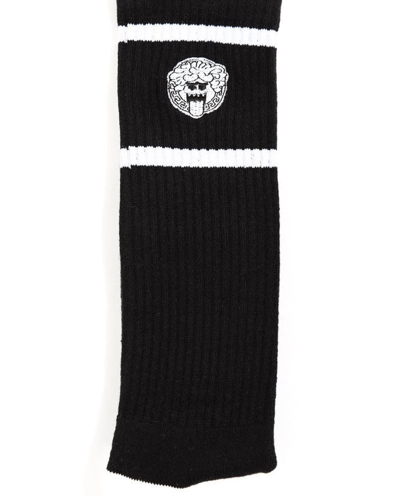 Boosace Holiday 13 Sock Black/white
