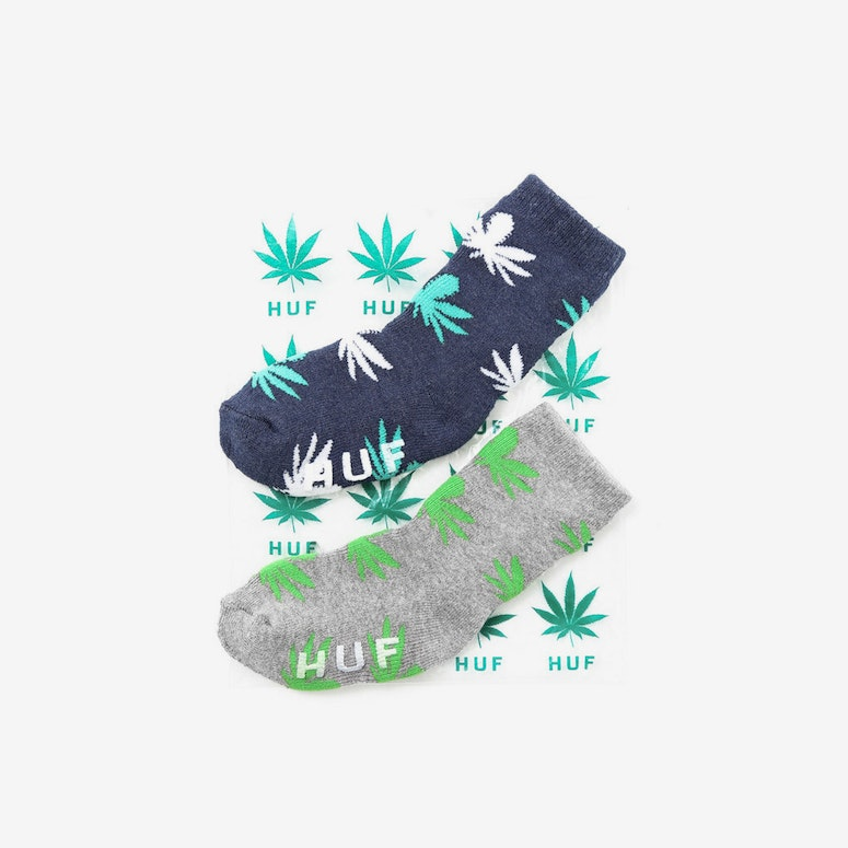 Sprout Sock Heather Grey/na
