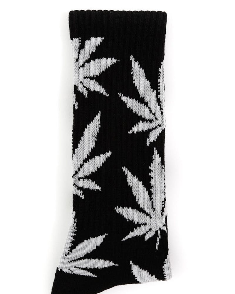 the Plantlife Socks 3 Black/grey