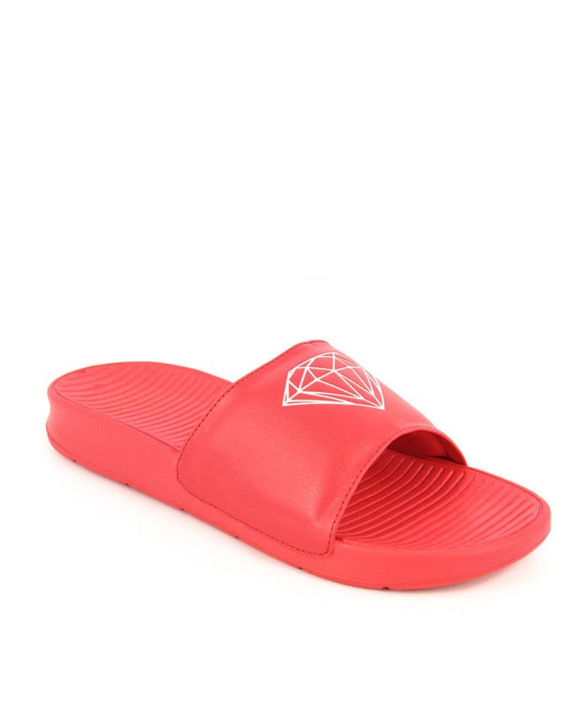 Fairfax Slide Red