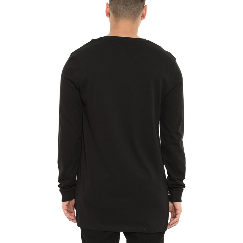 Power Long Sleeve Tee Black