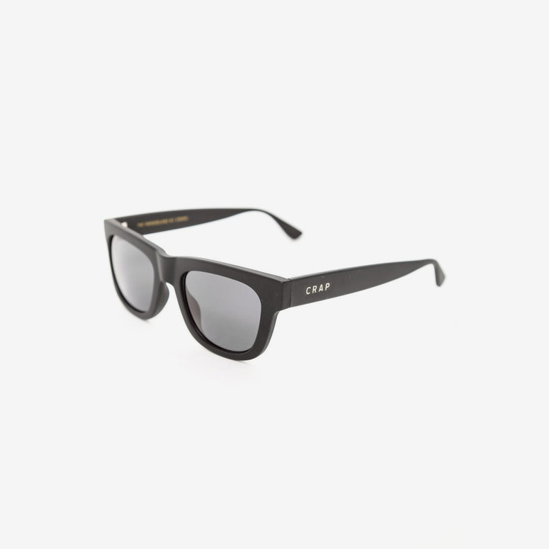 Garageland Sunglasses Black/grey