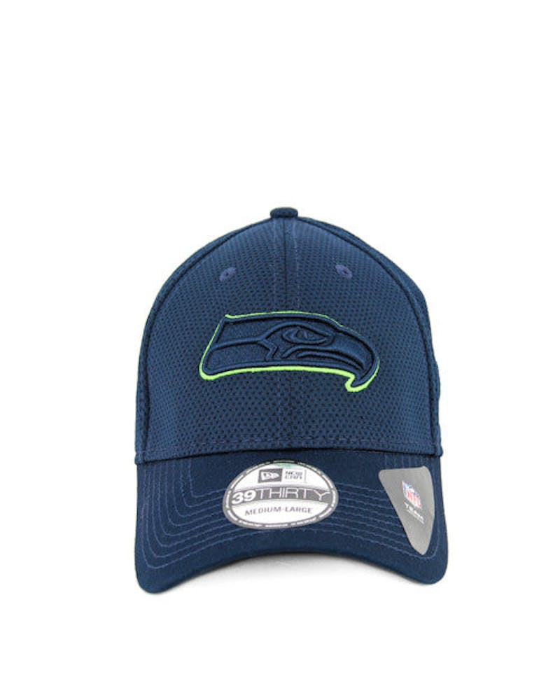 Seahawks Mesh Outline 3930 Navy