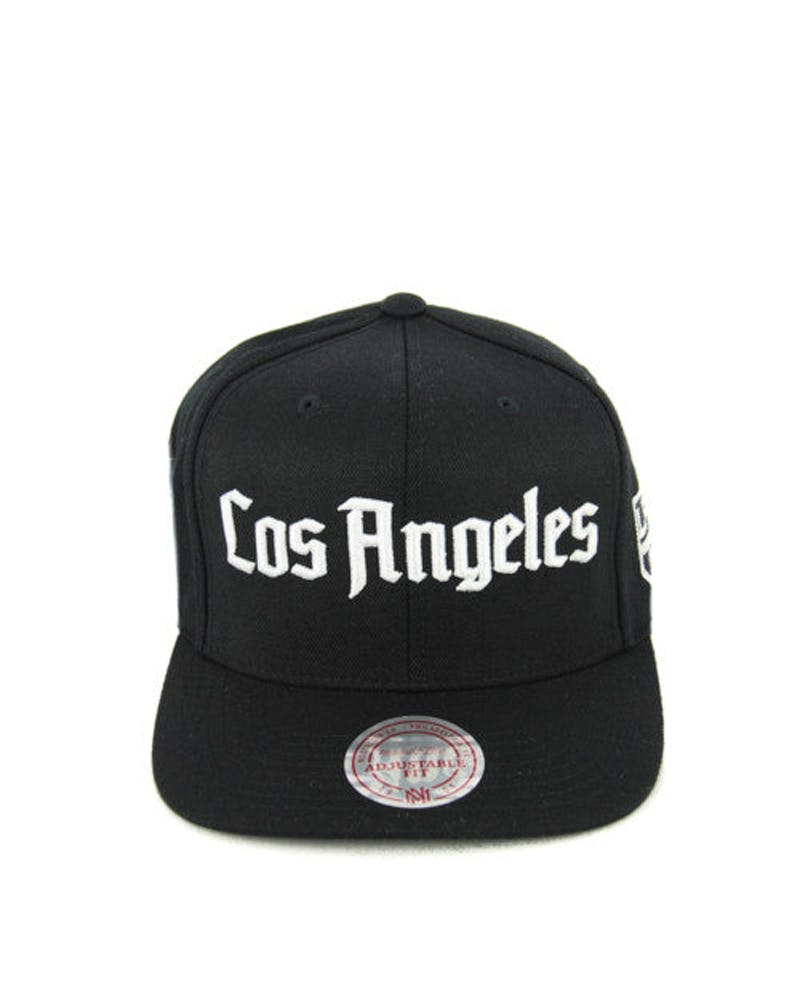Kings Gothic City Snapback Black