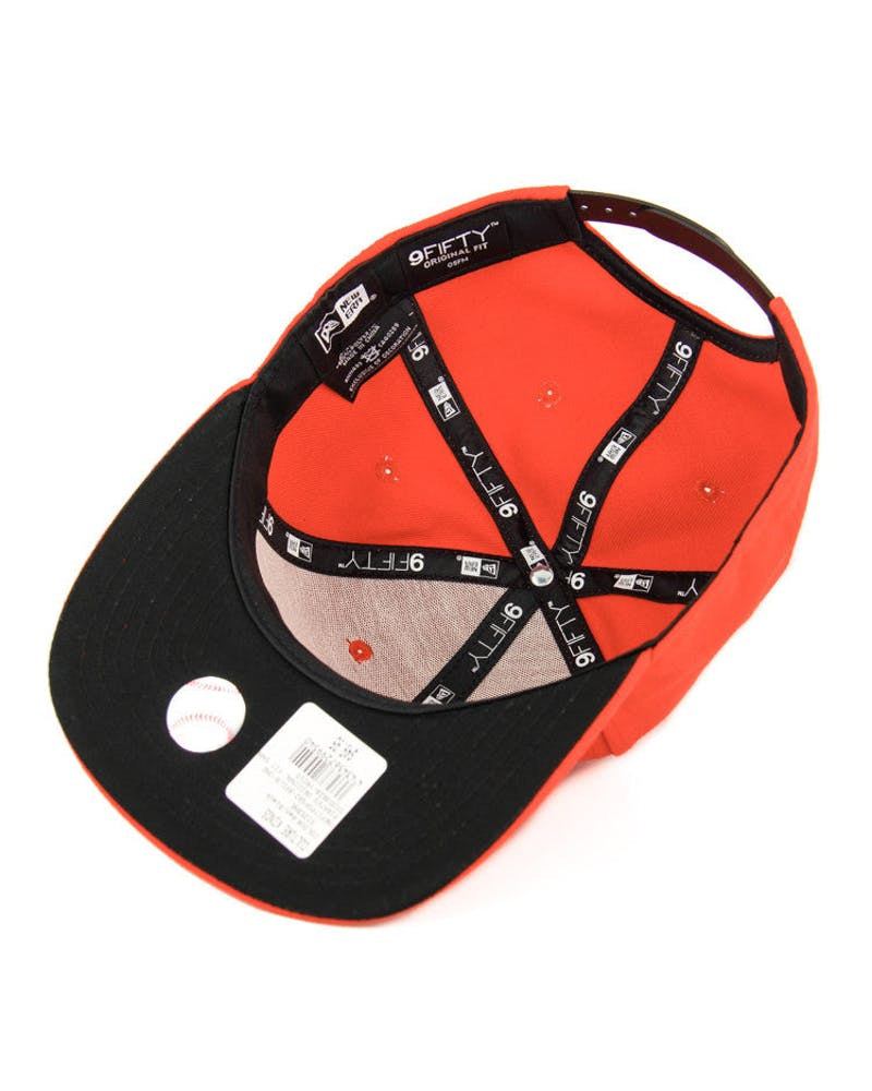Pirates Original Fit Snapback Red/black