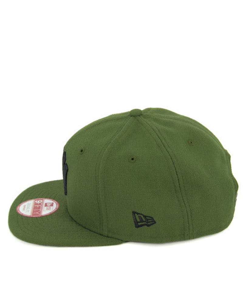 Yankees Original Fit Snapback Rifle Green/bla